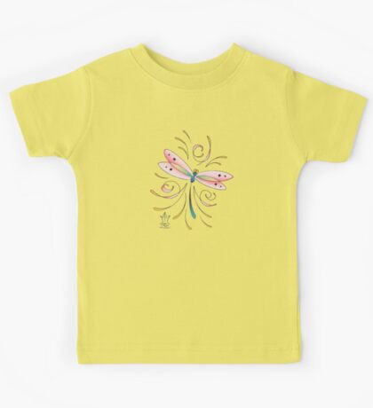 Mark C. Merchant brand illustration Kids Tee