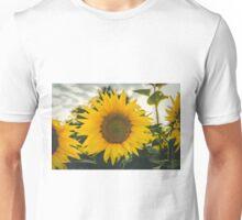 Yellow Sunflower Unisex T-Shirt