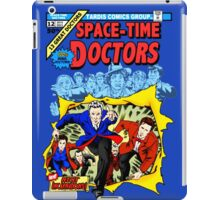 Space-Time Doctors iPad Case/Skin