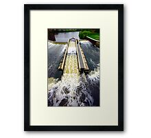 Water Wear 2 Framed Print