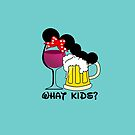What kids? by Jeff Newell