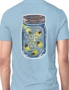 Southern Fried Mason Jar Unisex T-Shirt