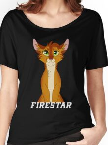 Firestar Women's Relaxed Fit T-Shirt