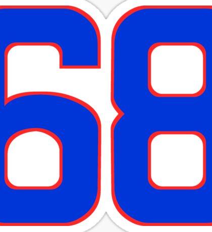 #68 Sticker