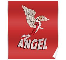 X-Men Angel  Poster