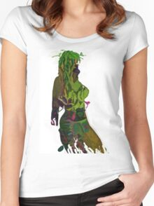 Sylvari Women's Fitted Scoop T-Shirt
