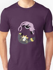 Yin Yang - Umbreon T-Shirt