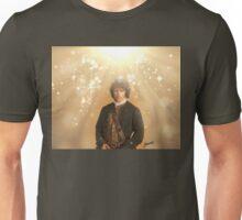 Jamie in golden light. Unisex T-Shirt