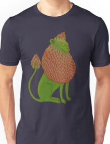 Asparagus Lion, King of the Vegetables Unisex T-Shirt