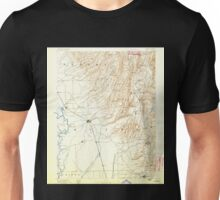 USGS TOPO Map California CA Chico 299267 1891 125000 geo Unisex T-Shirt