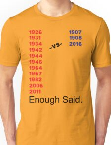 Cardinals vs Cubs Unisex T-Shirt