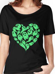 Ectoplasmic Little Ghosties Women's Relaxed Fit T-Shirt