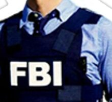 Spencer reid criminal minds  Sticker