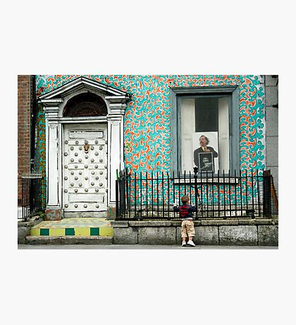 Middle Abbey Street, Dublin Photographic Print