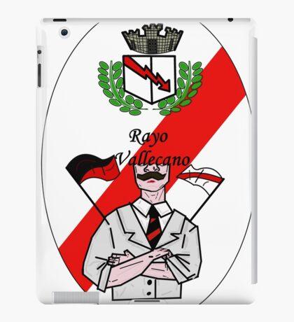 Rayo Vallecano Football Bukaneros iPad Case/Skin
