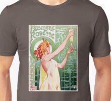 Vintage Absinthe Robette Advertisement Unisex T-Shirt
