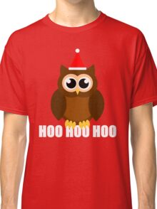 A Very Hooty Christmas Classic T-Shirt