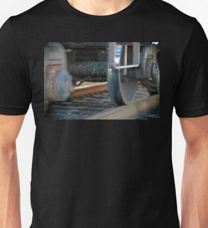 Train Tires Unisex T-Shirt