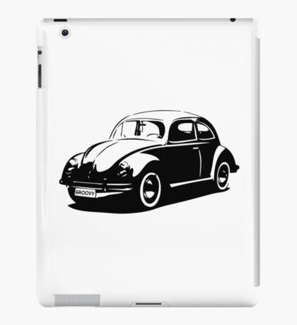 vw bug oval window iPad Case/Skin