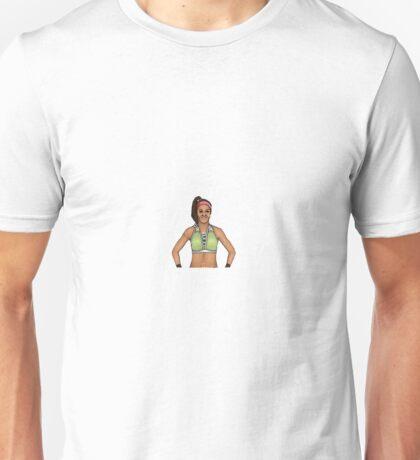 Bayley WWE Unisex T-Shirt