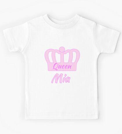 Baby Queen Mia Kids Tee