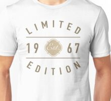 1967 Limited Edition Unisex T-Shirt