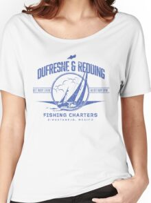 Dufresne & Redding Fishing Charters Women's Relaxed Fit T-Shirt