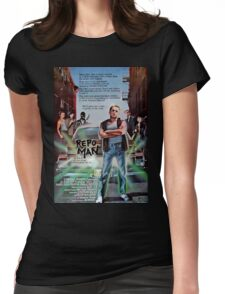 Repo Man Womens Fitted T-Shirt