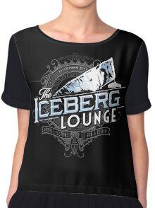 The Iceberg Lounge Chiffon Top