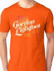 Gordon Lightfoot Unisex T-Shirt