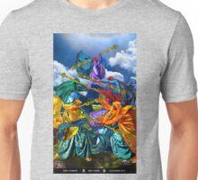 5 of Wands Unisex T-Shirt