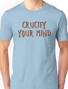 sixto rodriguez searching for sugar man crucify your mind rock icon lyrics inspirational movie hippie t shirts Unisex T-Shirt