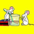 Lab Mice by Rich Diesslin