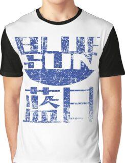 Blue Sun Graphic T-Shirt