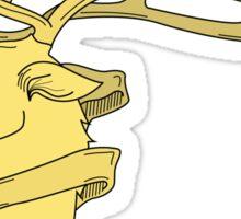 royal stag Sticker