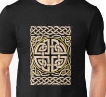 Inktober Celtic Knots Unisex T-Shirt