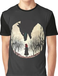 Red Ridding Hood Graphic T-Shirt