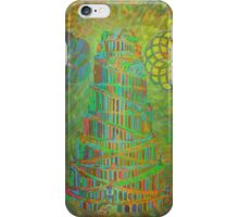 Tower of Babel digital - 2014 iPhone Case/Skin