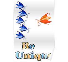 Selerissia V1 - unique fish Poster