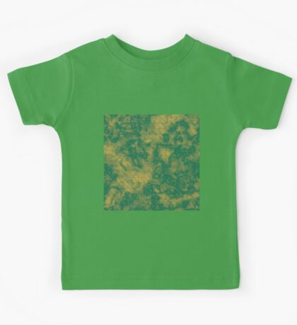 Lush Meadow Spicy Mustard Marble Kids Tee