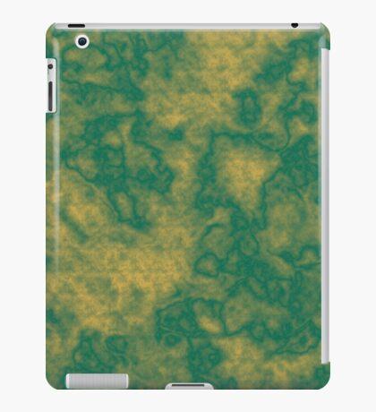 Lush Meadow Spicy Mustard Marble iPad Case/Skin