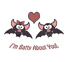 I'm Batty about You by Eggtooth