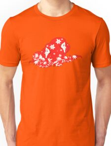 Identical Twins - Red Unisex T-Shirt