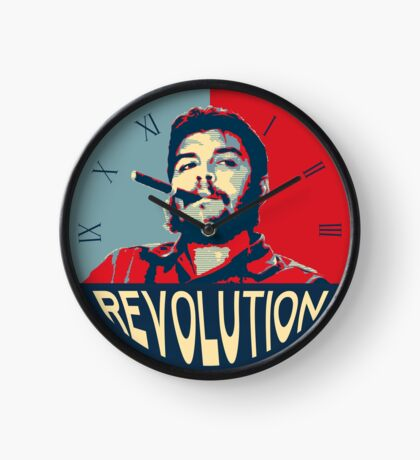 time for revolution, Che Guevara Clock