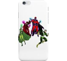 Magneto's Family iPhone Case/Skin