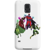 Magneto's Family Samsung Galaxy Case/Skin
