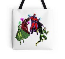 Magneto's Family Tote Bag