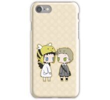 Babies Cas and Dean iPhone Case/Skin