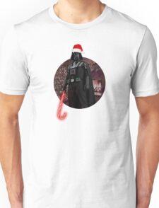 Vader Christmas Unisex T-Shirt