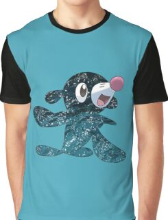 Popplio Sea Graphic T-Shirt